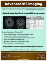 Advanced MS Imaging